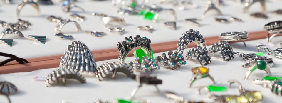 Gems, Mineral & Jewelry